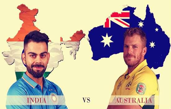 भारत और आस्ट्रेलिया के बीच शनिवार से पांच मैचों की वनडे सीरीज शुरू